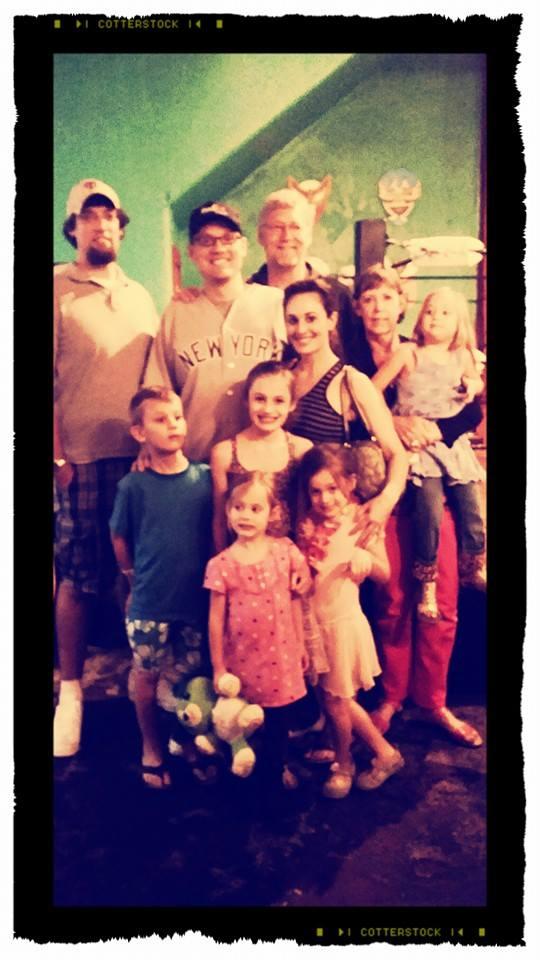 Clayton's family
